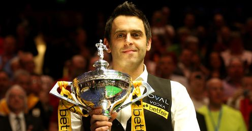 O'Sullivan: World Champion once again