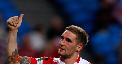 SAM TOMKINS WIGAN WARRIORS MAGIC WEEKEND