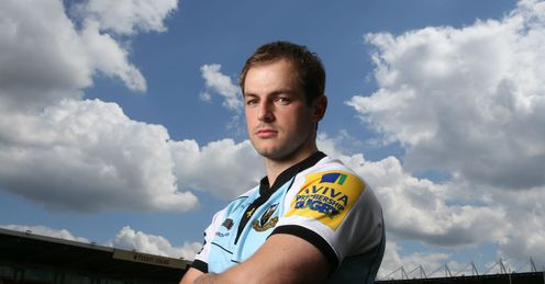 STEPHEN MYLER NORTHAMPTON SAINTS
