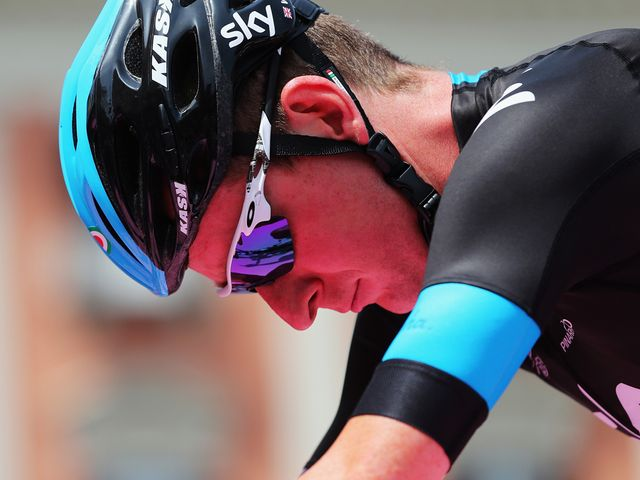Wiggins: Unable to defend 2012 title