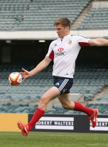 British and Irish Lions 2013  Owen Farrell