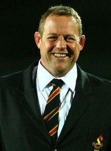 Chris Gibbes Waikato coach 2011