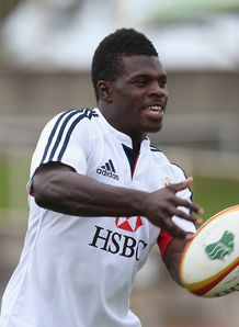 Christian Wade B I Lions training 2013