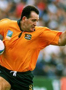 David Campese 1995