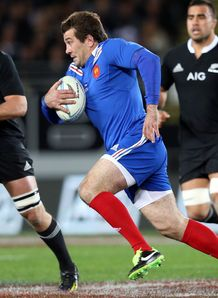 Florian Fritz France v New Zealand 1st test 2013