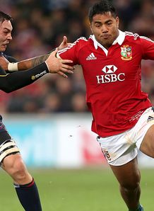 SKY_MOBILE Gareth Delve Melbourne Rebels Manu Tuilagi British Irish Lions