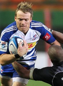 Joe Pietersen Stormers Kings newlands