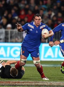 Louis Picamoles France v NZ 2013
