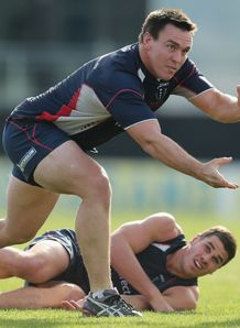 Nic Henderson Melbourne Rebels