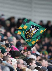Northampton Saints flag