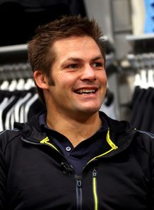 Richie McCaw All blacks captain 2013