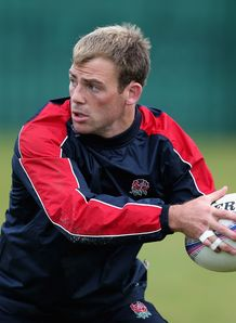 Rob Vickerman England Sevens captain 2013