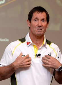 Robbie Deans Press June 2013