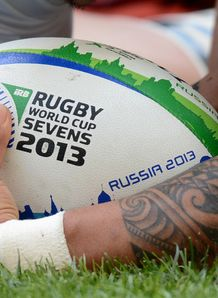 Rugby World Cup Sevens ball