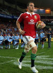 SKY_MOBILE Sam Warburton British Irish Lions v Waratahs