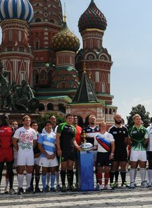 Sevens World Cup captains