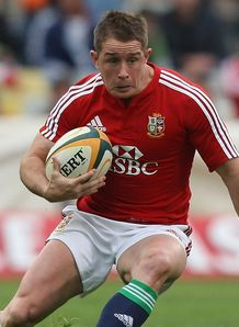 Shane Williams Lions 2009