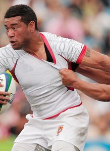 Siale Piutau for Tonga