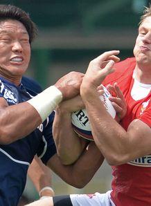 SKY_MOBILE Takashi Kikutani Japan Dan Biggar Wales