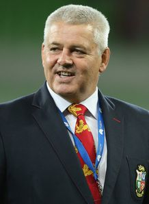 SKY_MOBILE Warren Gatland British Irish Lions