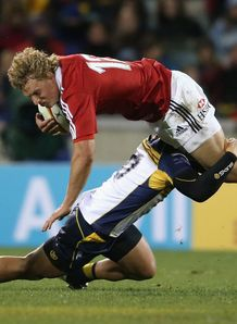 BILLY TWELVETREES LIONS