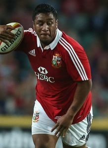 BRITISH AND IRISH LIONS MAKO VUNIPOLA