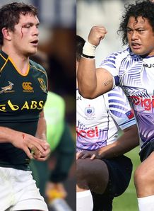francois louw v Census Johnston South Africa v Samoa