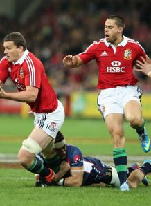 Ian Evans British and Irish Lions Melbourne Rebels