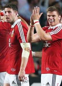 SKY_MOBILE British and Irish Lions Owen Farrell