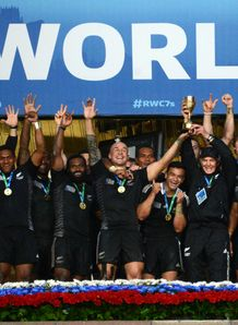 New Zealand Rugby World Cup Sevens Luzhniki Stadium