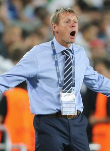 Stuart Pearce refuses to defend England Under-21 players after Israel defeat