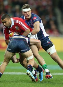Simon Zebo British and Irish Lions Melbourne Rebels