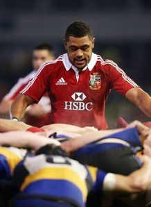 Toby Faletau British and Irish Lions Combined Country XV