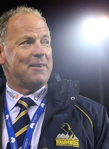 Jake White Brumbies coach