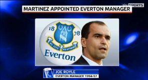 Royle - Martinez needs quick start