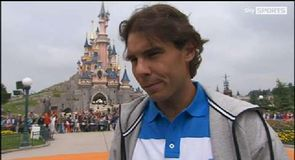 Nadal: Bring on Wimbledon