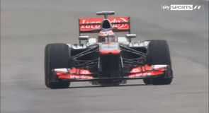 McLaren's rough ride