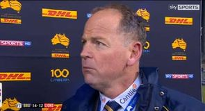 White proud of Brumbies fight