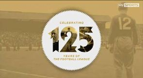 Football League celebrates anniversary