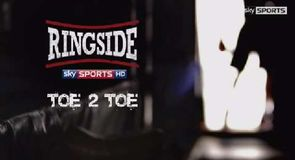 Toe 2 Toe - 18th June