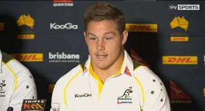 Wallabies drawing inspiration from Brumbies
