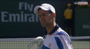 Djokovic in a great state of mind
