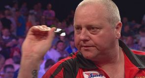 UK Open Darts - Barneveld v Hamilton