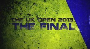 UK Open Darts - The Final