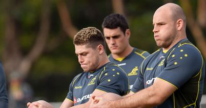 Three debutants in Wallabies XV