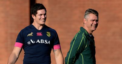 Louw back for Springboks