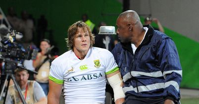 Eight-week blow for Botha