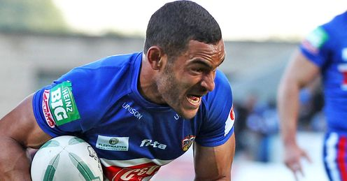 Paul Aiton - Wakefield Super League
