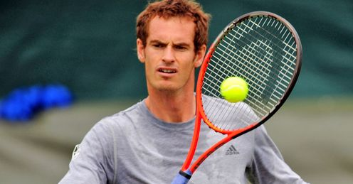 Murray: it would be a major shock if he falls to Robredo, says Barry