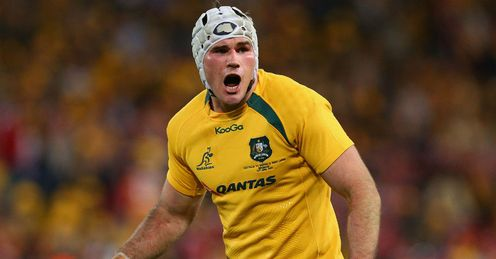 Mowen to leave Australia